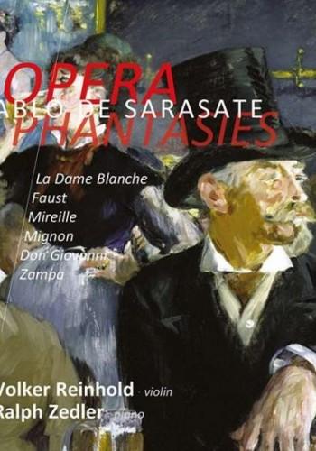 """Zweite CD """"Opern-Fantasien"""" für Violine & Klavier"""